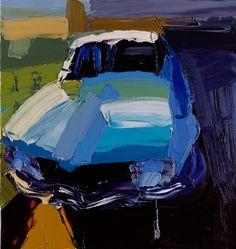 Ben Quilty, Torana, oil on canvas Australian Painters, Australian Artists, Kunst Online, Online Art, Abstract Landscape, Abstract Art, Impressionism Art, Art For Art Sake, Art Techniques