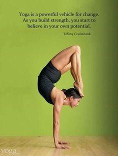 Yoga #Motivation #Strength #quotes