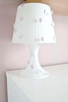 layla butterfly butterfly lamp butterfly nursery nursery lamp nursery. Black Bedroom Furniture Sets. Home Design Ideas