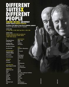 SIMONE MICHELI EVENTS - DIFFERENT SUITES X DIFFERENT PEOPLE  s t a y t u n e d - DO NOT FOLLOW THE LINE! Registrati all'evento http://eventi.riseweb.it/ #simonemicheliEVENTS #suiteXpeople #VL16 #venturalambrate #milandesignweek #fuorisalone2016 #openingparty #13April2016