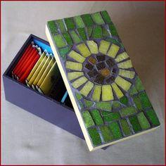 Mosaico Veneciano - Generalidades de la tecnica mosaico veneciano Porton Artesano