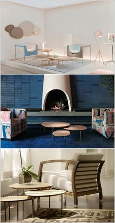 Contemporary Nesting Tables for Your Home!