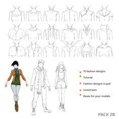 28 pack - Fashion by Precia-T.deviantart.com on @DeviantArt