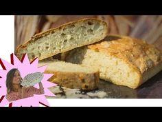 Pane fatto in Casa Pane Facilissimo Senza Sporcarsi le Mani - YouTube