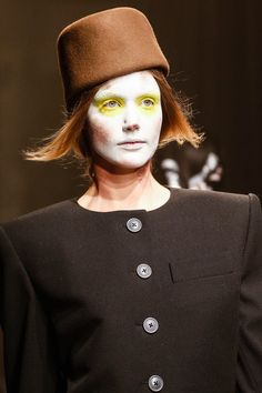 313e8782c023c Fall 2013 Ready-to-Wear Vivienne Westwood Hat. AGELESS VINTAGE
