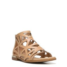 Fergie Women's Crazy Sandals (Sand Dune Leather) - 10.0 M