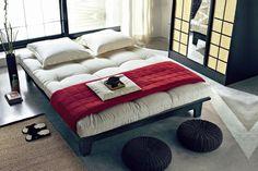Japanilainen makuuhuone
