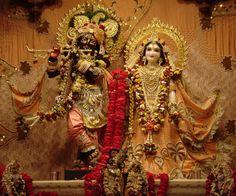 Nitai Gaura Krishna Center Batam Kepulauan Riau Indonesia: Sri Sri Radha Krishna