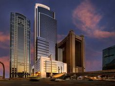Conrad Dubai stands tall in the heart of Dubai's financial and shopping district. #ConradCities