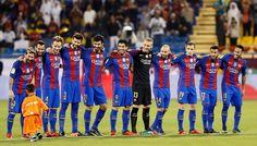Moment of the week: Murtaza meeting Messi – My Heart Beats Football