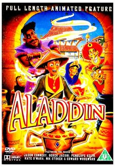 Online Marketplace at eBid United Kingdom : Free to Bid Jason Connery, Aladdin 1992, Dvds For Sale, Amazon Movies, Jack And The Beanstalk, Chinese Boy, Fairy Tales, Animation, Disney