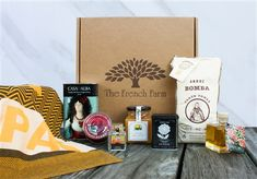 Spain is rich in flavor and color in this Viva Espana gift box