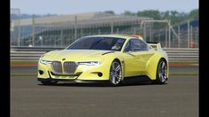 Top Gear BMW 3.0 CSL Hommage at Silvestone