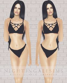 Kylie Jenner Swimwear {TS2}Download: mf | db | sfs