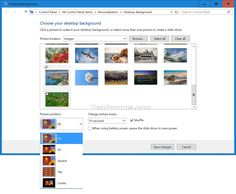 Fix] Folders Refresh Automatically If Desktop Slideshow And Accent