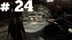 last of us remastered gameplay