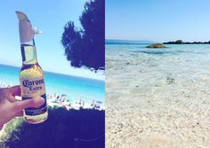 Tarja's Snowland: Sardinia, Italia (rakastan..!) sardegna, beach, italy, corona, beachlife