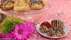 Cream Puffs (Banh Su Kem/Banh Choux)