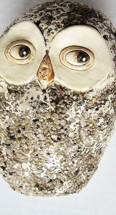 Vintage Japan Owl Ceramic Pinned by www.myowlbarn.com