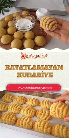 Baking Recipes, Healthy Recipes, Turkish Recipes, Desert Recipes, Food Presentation, No Bake Cake, Easy Desserts, Biscotti, Food Art