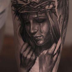 Il réalise des tatouages incroyablement détaillés, de vraies oeuvres d'art