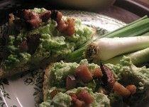 Pomazánka ze zeleného hrášku Guacamole, Mexican, Meat, Chicken, Ethnic Recipes, Food, Essen, Meals, Yemek