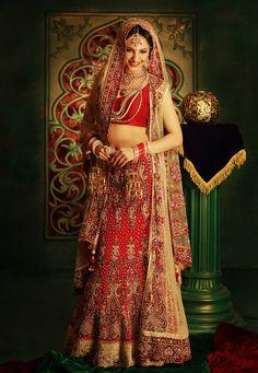 Outfit by Sabyasachi Mukherjee