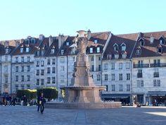 Centro de Besançon, França. Foto: NiKi Verdot. 1001 Dicas de Viagem