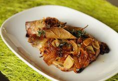 23 szaftos tepsis hús, amit nem bírsz nem szeretni Meat Recipes, Cooking Recipes, Hungarian Recipes, Hungarian Food, Japchae, Nom Nom, Main Dishes, Pork, Food And Drink