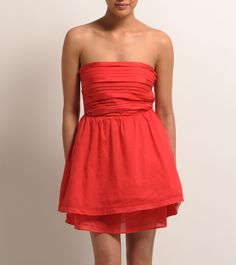 Coral Dress / Levidence