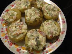 Anghinare umpluta - Bucataria cu noroc Muffin, Breakfast, Food, Meal, Eten, Meals, Muffins, Morning Breakfast