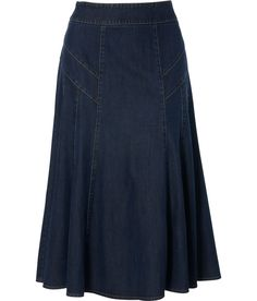 McGregor Denim Skirt Blue