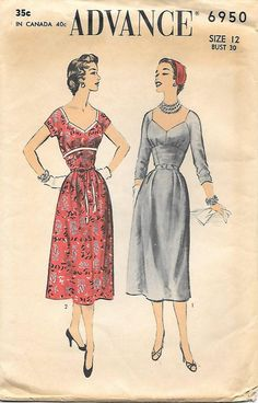 Image result for 1950s formal off-shoulder wiggle dress, no waist seam