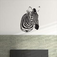 Adesivo de Parede - Zebra