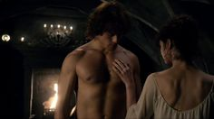 Jamie is a Sin Comin On ~ Falling Through the Stones an Outlander Page Production #Outlander