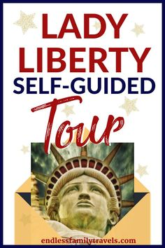 Tour the Statue of Liberty at your own pace, the easy to follow along the tour is the perfect way to learn! According to the National Park Service (NPS), the Statue of Liberty National Monument and Ellis Island were both added to the National Park System in 1965. | Endless Family Travels @endlessfamilytravels #statueofliberty #tournyc #newyorkcity #familyvacation #homeschool #endlessfamilytravels