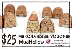 Win a $25 Gift Voucher to MudHollow shops!  http://on.fb.me/1dxpGsQ
