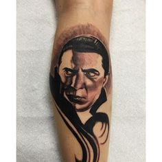 Dracula done today.