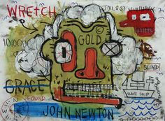 Jm Basquiat, Jean Michel Basquiat, Pop Art, John Newton, Life Paint, Andy Warhol, American Artists, Paper, Prints