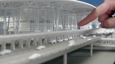 Scale Model Architecture, Factory Architecture, Roof Architecture, Concept Architecture, Cheap Hobbies, Hobbies For Women, Hobbies That Make Money, Hobbies And Crafts, Architectural Scale