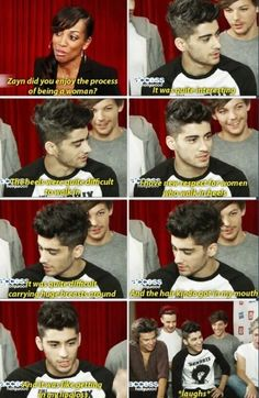 The hair in the lip gloss thing though. Zayn now knows the struggle<<< Finally a guy who knows our struggle One Direction Humor, One Direction Imagines, I Love One Direction, Direction Quotes, Zayn Malik, Niall Horan, 1d Imagines, 1d And 5sos, Liam Payne