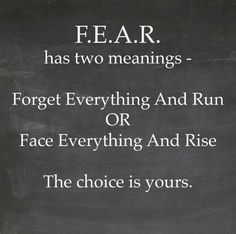 I choose the second.....always