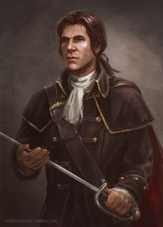 Young Haytham Kenway- TheRealMcgee Art • Posts Tagged 'my art'