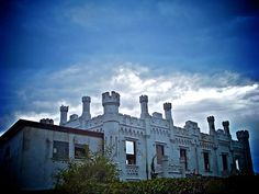 Soldiers Point Hotel, Holyhead, Wales by Lisa Hafey
