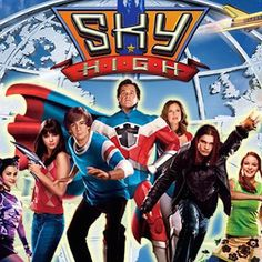 """19 Reasons """"Sky High"""" Is The Best Superhero Movie Of All Time"""