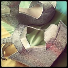 silver wedges!