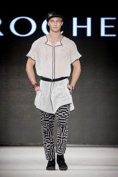 IAROCHESKI Menswear @ Vancouver Fashion Week
