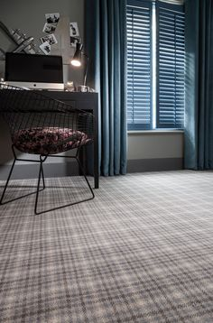 Carpet Runners For Sale Melbourne Product Grey Tartan Carpet, Tartan Stair Carpet, Gray Carpet, Patterned Carpet, Blue Carpet Bedroom, Living Room Carpet, Axminster Carpets, Carpet Trends, Carpet Ideas