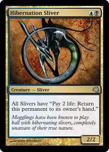 Slivers Decklist : Daily MTG : Magic: The Gathering