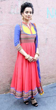 Kangana Ranaut promotes 'Queen' on 'India's Got Talent'